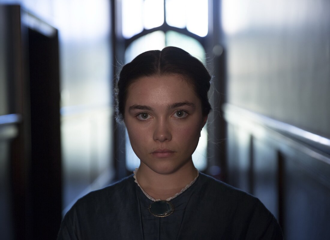 Florence Pugh en <em><strong>Lady Macbeth</strong></em> (William Oldroyd, 2016)